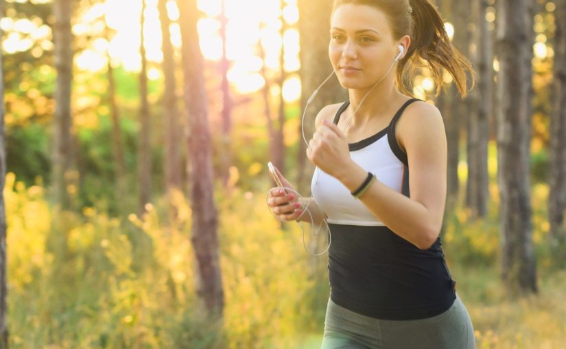Bieg to tężyzna fizyczna! Prawie każdy w swoim życiu …